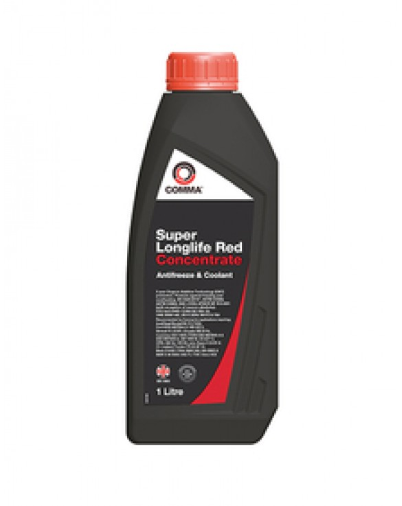 Antifreeze Coolant Concentrate Red 1 Ltr