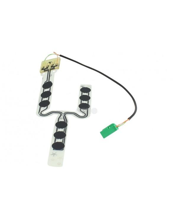 Seat Belt Warning Sensor