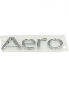 Rear Badge Aero