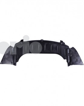 Front Bumper Lower Guard Plate