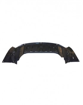 Front Bumper Support Guard Plate
