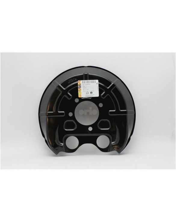 Rear Disc Backing Plate 15 Right Hand