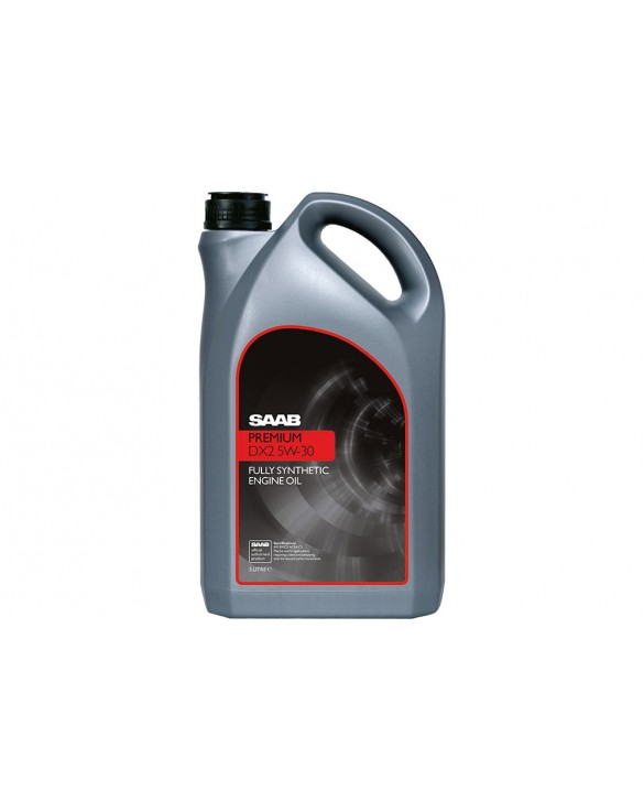 Saab Engine Oil 5W-30 DX2 5 Litres