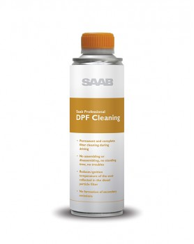DPF Cleaner Fuel Treatment - diesel particulate filter