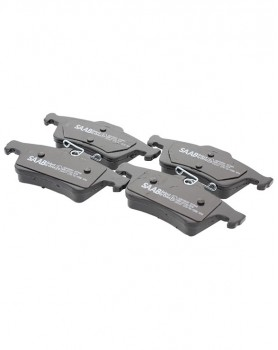 Rear Brake Pad Set- 9-3 (03-11)
