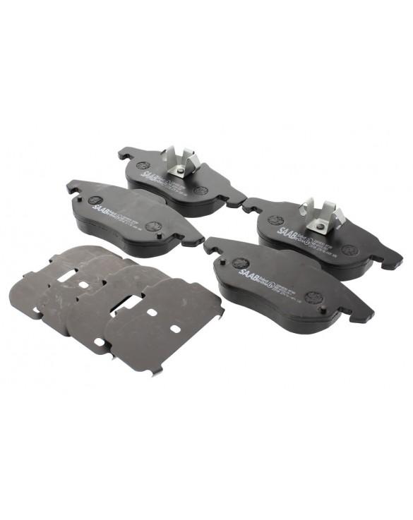 Front Brake Pad Set - 9-3 models (2003-2012)