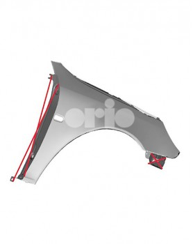 Front Wing Left Hand (Primed)