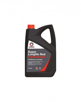 Engine Coolant / Antifreeze Concentrate Red 5 Ltr