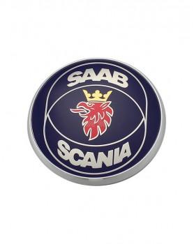 Boot Badge Saab Scania