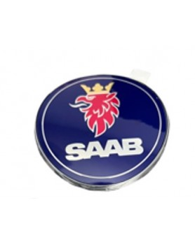 Boot Badge Saab-Scania