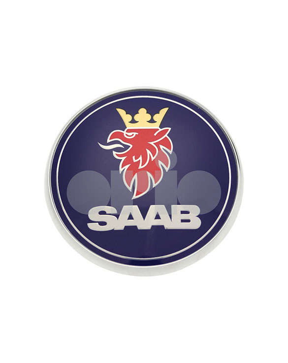 Boot Badge Saab