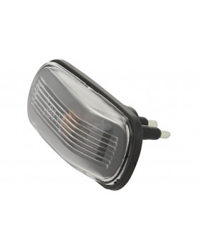 Side Lamp White