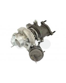Saab Turbocharger (B207) - 9-3 2006-2011