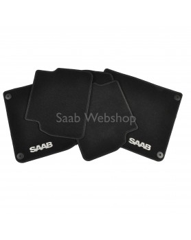 Saab Carpet Mat Set (with logo)