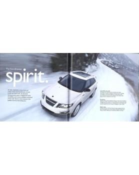Saab Brand and range book