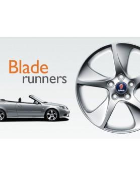 """Saab 17"""" Alloy wheel (ALU88)"""