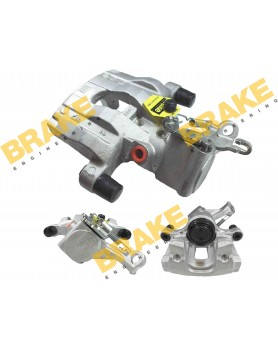 Brake caliper rear (LH) 278mm solid disc
