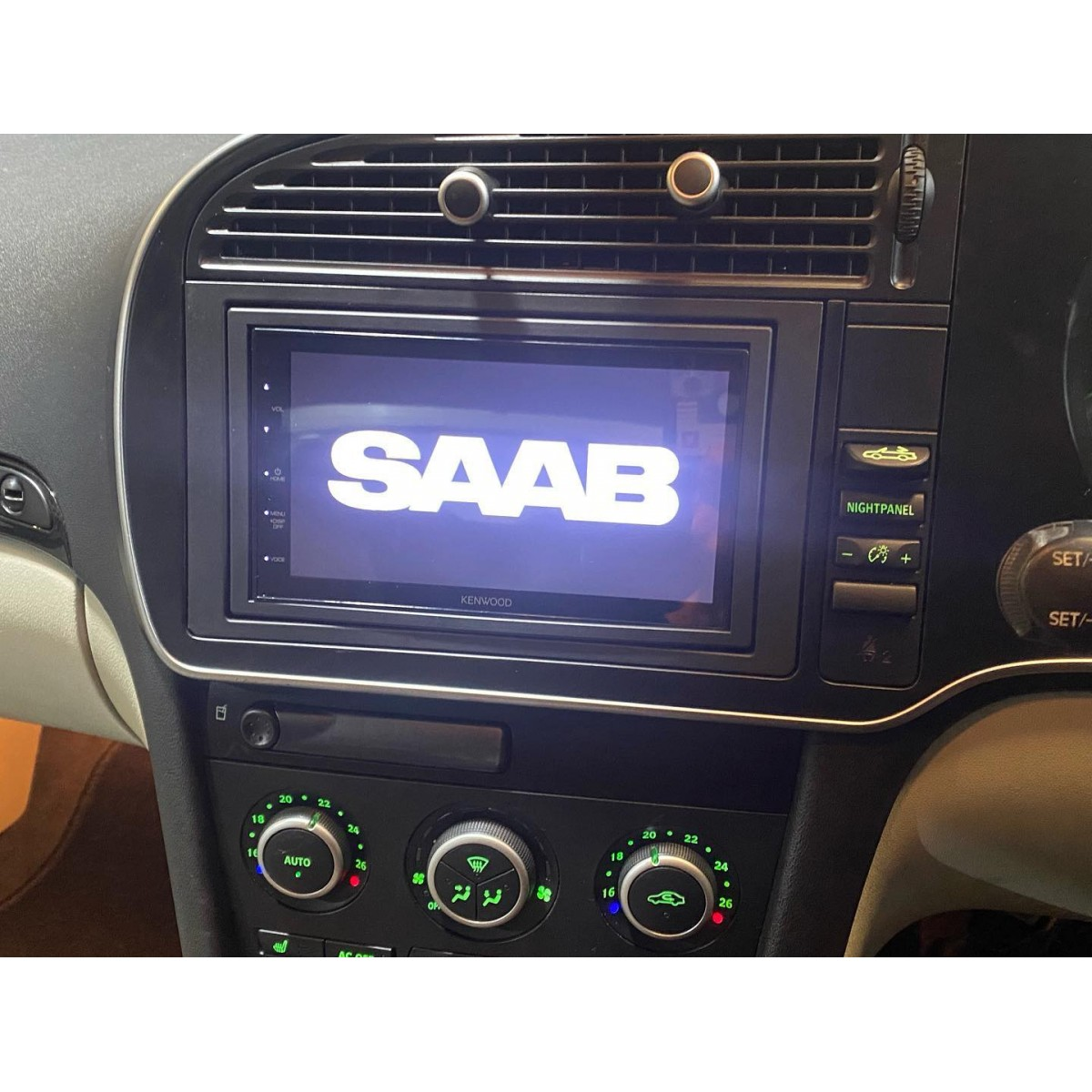 Technology update for younger Saabs