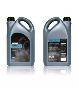 Saab Engine Oil 0W-40 5 Litres for TTiD