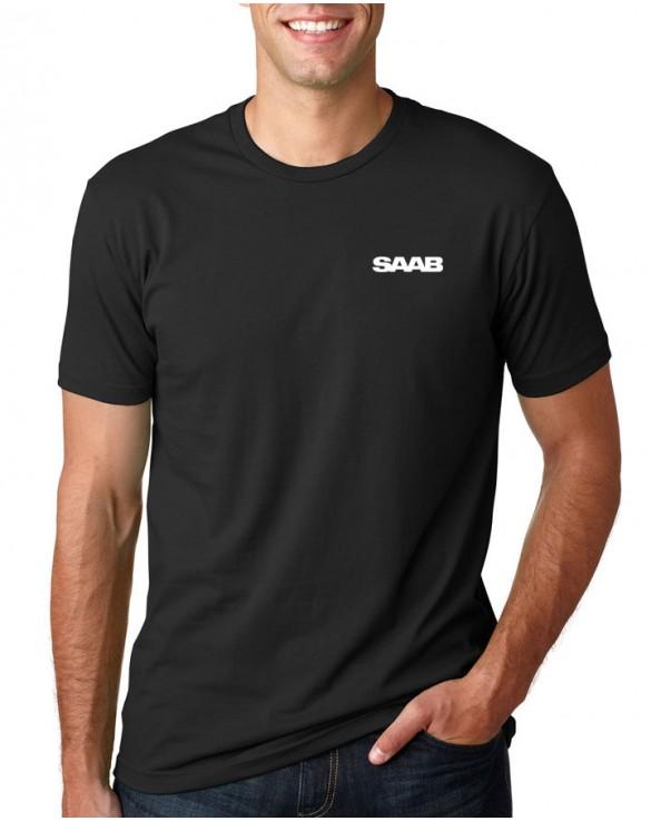 Saab T shirt (Black)