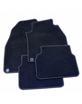Saab Black Carpet Mat Set (front & rear)