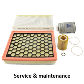 Service and Maintenance Parts