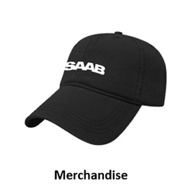 Buy all Genuine Merchandise from Saab